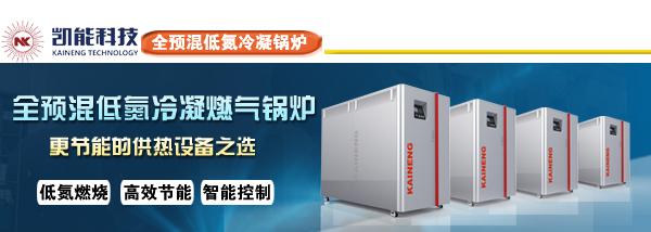 全预混燃气冷凝锅炉生产厂家凯能科技