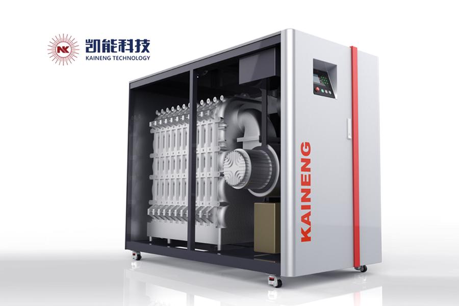 全预混冷凝燃气锅炉先进燃烧比例调节技术成就卓越品质