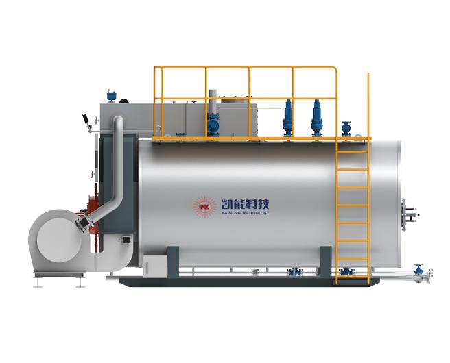 冷凝燃气蒸汽锅炉,两级冷凝器更节能