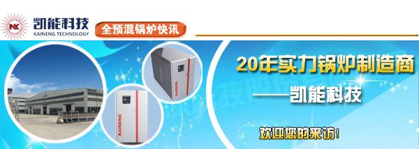 全预混低氮冷凝锅炉品牌厂家-青岛凯能