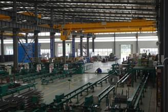 凯能锅炉H型鳍片管焊接设备