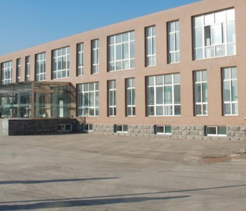 物流公司办公楼供暖项目全预混低氮冷凝铸铝锅炉