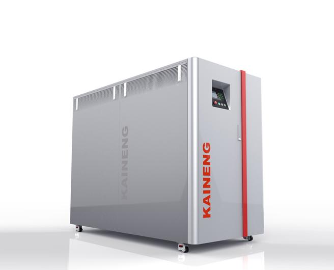 1050KW燃气低氮冷凝撬装供热单元