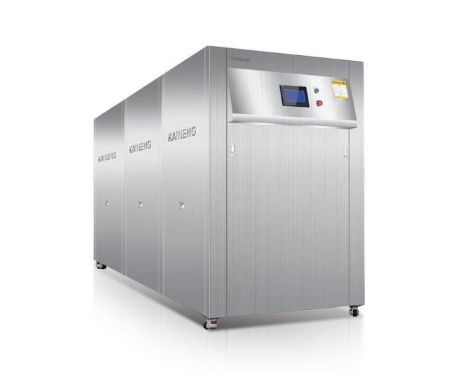 1吨变频蒸汽发生器免检燃气蒸汽热源机