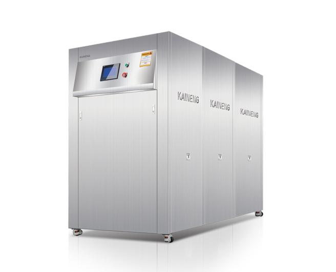 1.3吨大功率低氮天然气蒸汽发生器